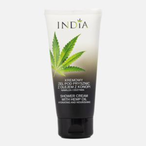 Crème de douche au chanvre India pas cher