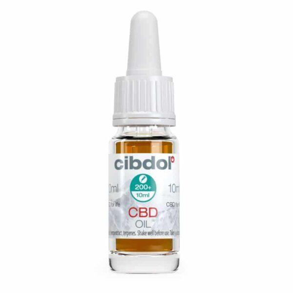Flacon huile de CBD Cibdol 30% 3000mg pas cher