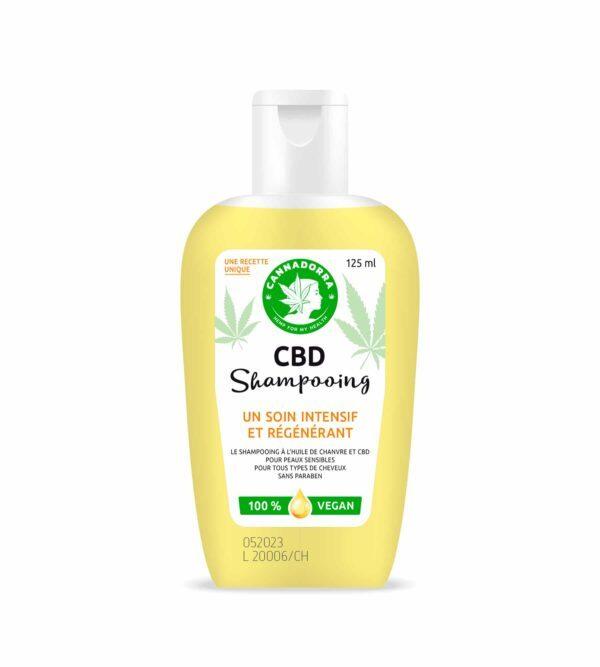 Shampoing au CBD Cannadora