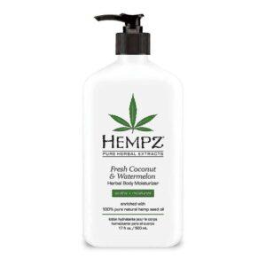 Shampoing au CBD Hempz
